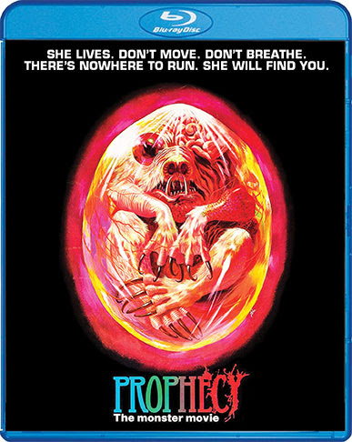 [News] Cult-Favorite Monster Movie PROPHECY Arrives on Blu-ray This November