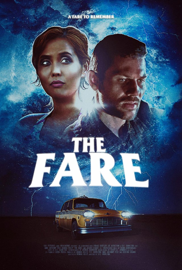 [News] Sci-fi Thriller THE FARE Debuts Gorgeous Poster, Releases Blu-ray Details