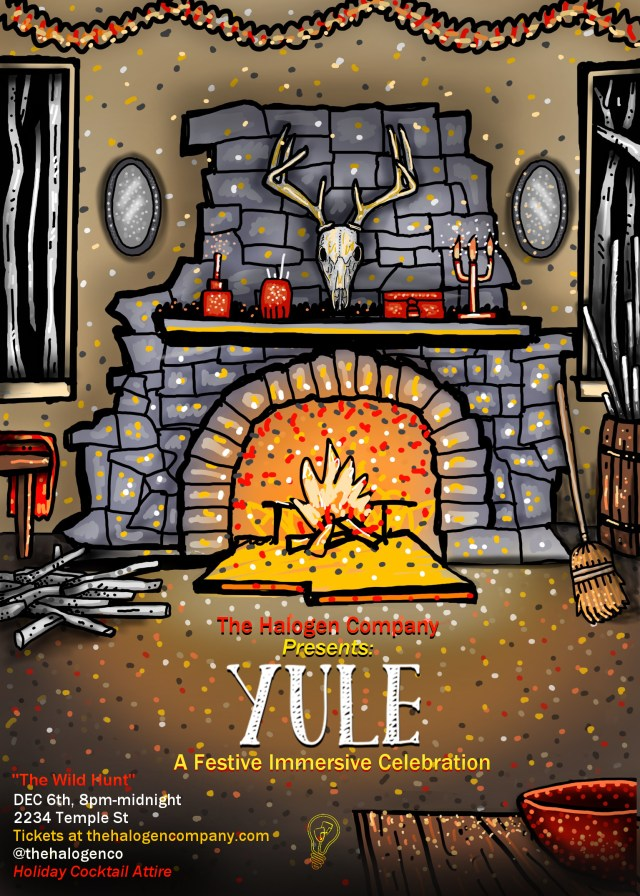 [News] The Halogen Company Celebrates All Things Immersive with YULE Celebration