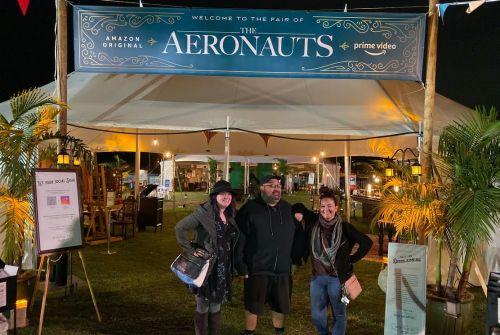 [Event Recap] THE AERONAUTS INCREDIBLE JOURNEY