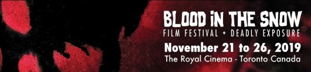 [News] Blood in the Snow (BITS) Reveals 2019 Lineup