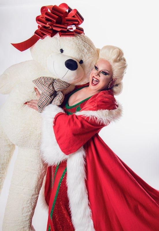 """Interview: Nina West for """"The West Christmas Ever"""" Album"""