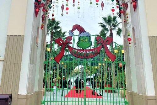 Event Recap: Holidays at Universal Studios Hollywood