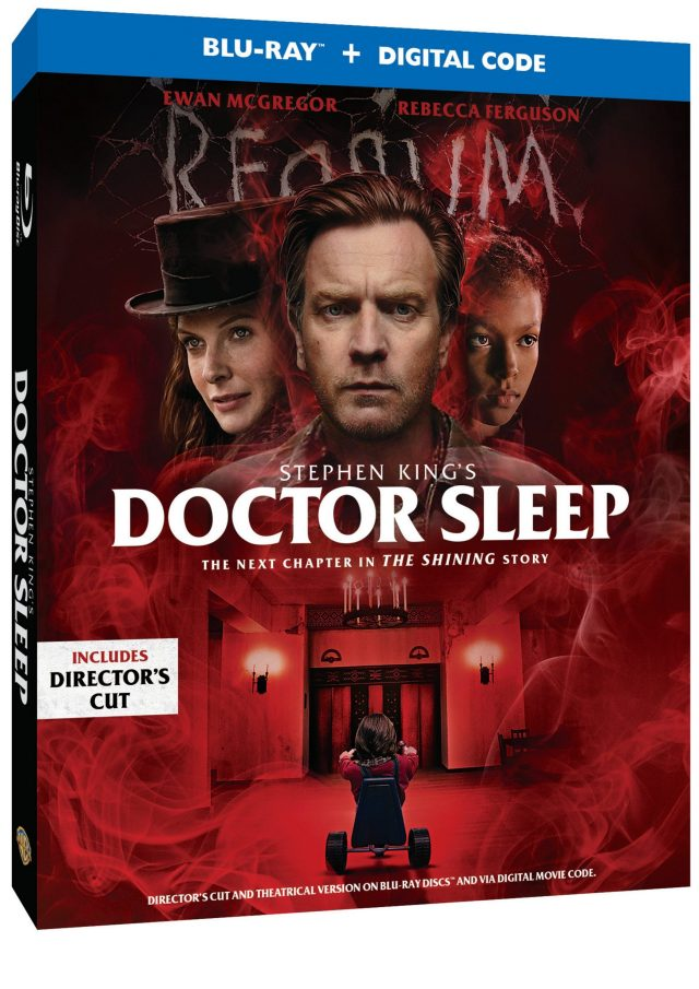 [News] Own DOCTOR SLEEP on 4K UHD, Blu-ray and DVD on February 4