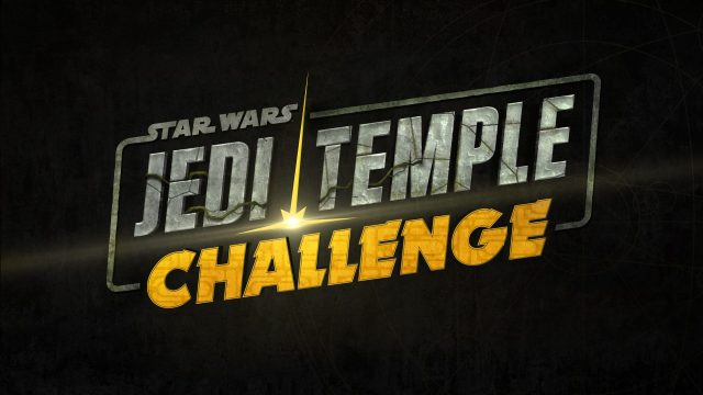 [News] STAR WARS: JEDI TEMPLE CHALLENGE To Stream Exclusively on Disney+