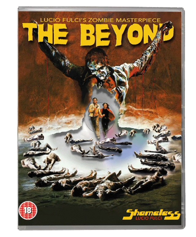 [News] Shameless Films Presents Lucio Fulci's THE BEYOND on Blu-ray