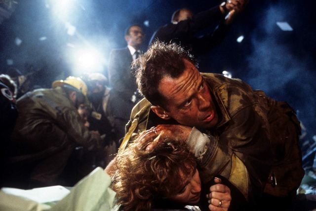 [News] SCRIPTS GONE WILD Ends the Year with DIE HARD