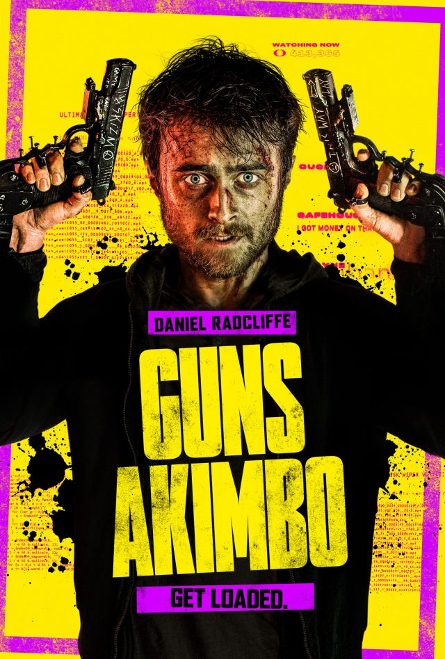 [News] The Chase is On in Brand New GUNS AKIMBO Clip