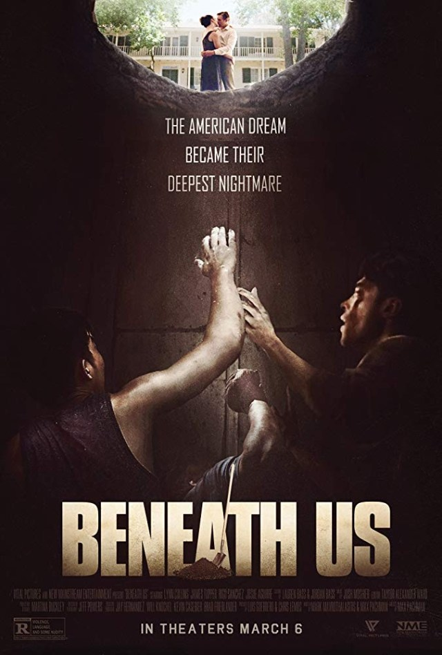 [News] BENEATH US Trailer Dismantles The American Dream