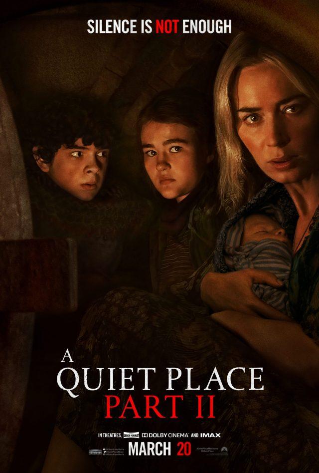 [News] Paramount Reveals A QUIET PLACE PART II Survival Room