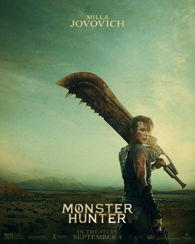 [News] Check Out These New MONSTER HUNTER Posters