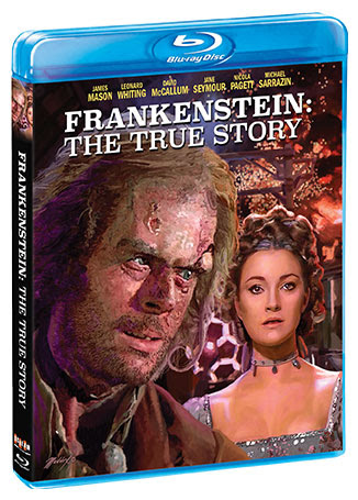 [News] Unveil FRANKENSTEIN: THE TRUE STORY This March!