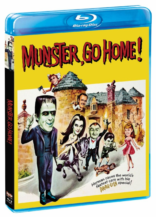 [News] MUNSTER GO HOME! On Blu-Ray From Scream Factory This March!