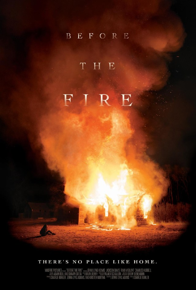 [News] Charlie Buhler's BEFORE THE FIRE Sparks World Premiere at Cinequest