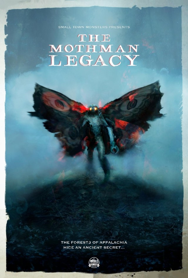 [News] Dive Into THE MOTHMAN LEGACY in Brand New Trailer