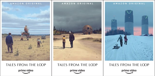 [News] Get First Look Trailer of TALES FROM THE LOOP Ahead of SXSW Premiere