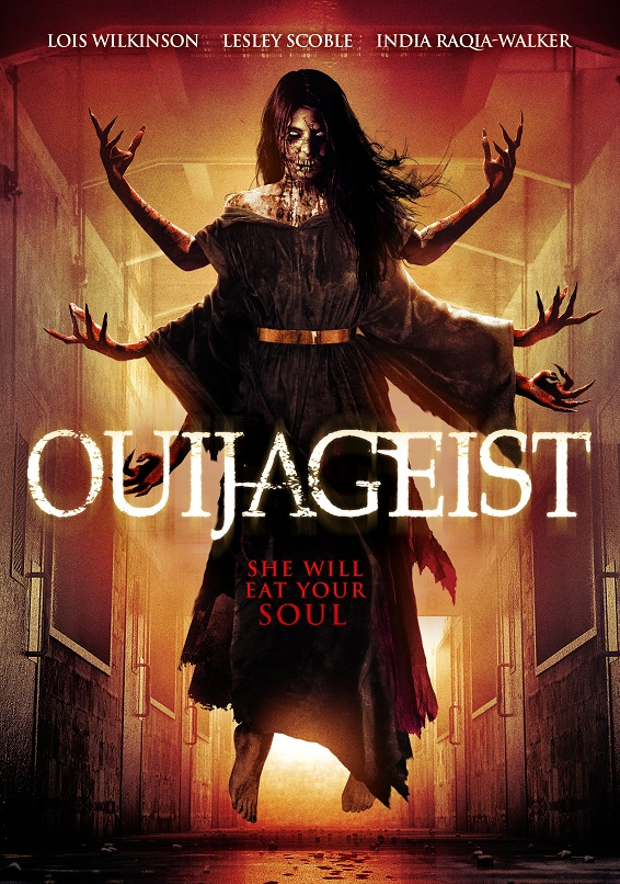 [News] OUIJAGEIST is Available Now on DVD and Digital