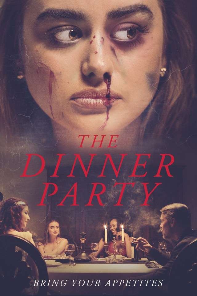 [News] Cannibal Horror THE DINNER PARTY Available On Demand This June!