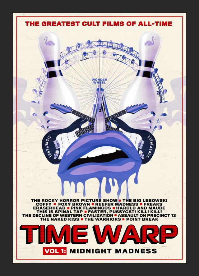 [Documentary Review] TIME WARP: THE GREATEST CULT FILMS OF ALL-TIME Vol.1