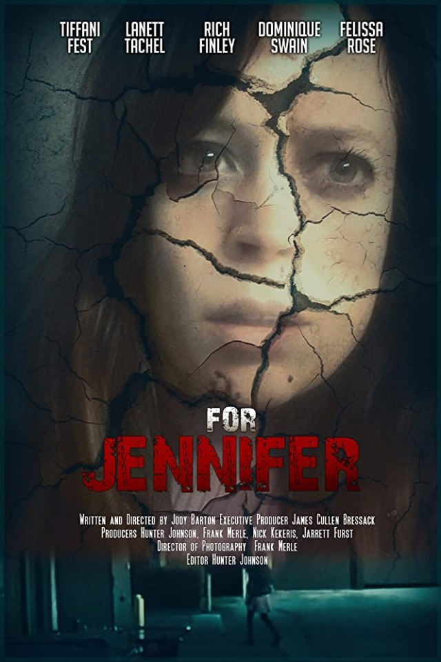 [News] Horror Sequel FOR JENNIFER is Now Available On Demand