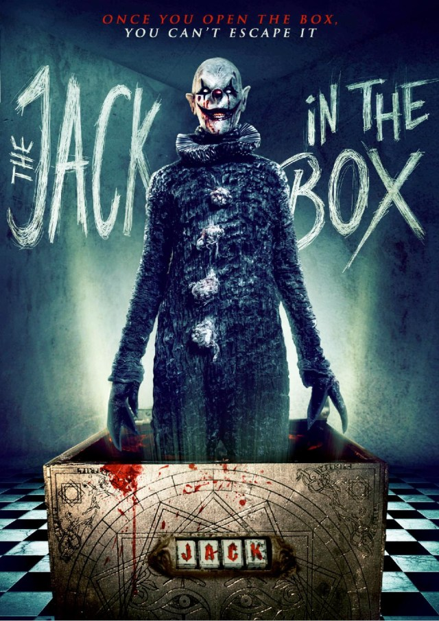 [News] THE JACK IN THE BOX Arriving On VOD and DVD This May!