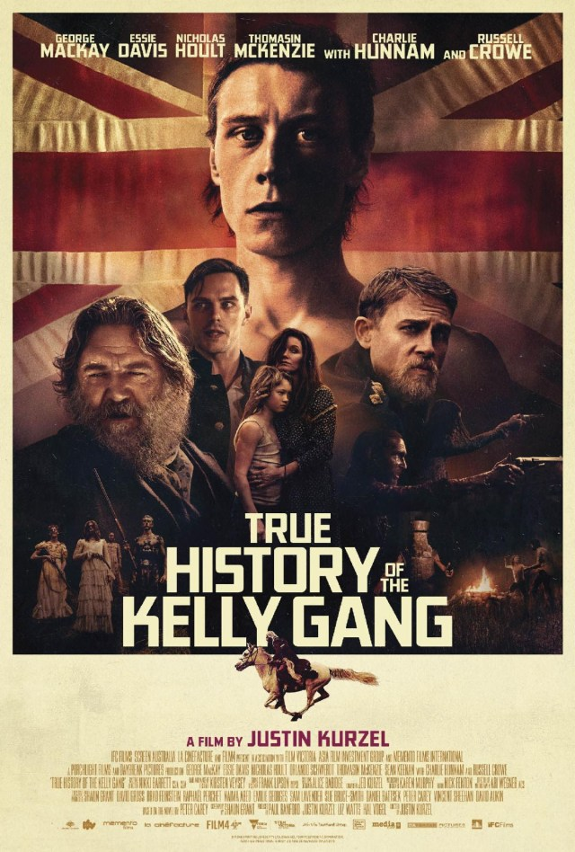 [Movie Review] TRUE HISTORY OF THE KELLY GANG