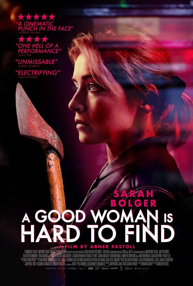 [Exclusive] A GOOD WOMAN IS HARD TO FIND in This Brand New Clip