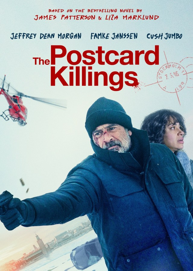 [News] THE POSTCARD KILLINGS Arriving On Blu-ray and DVD May 19