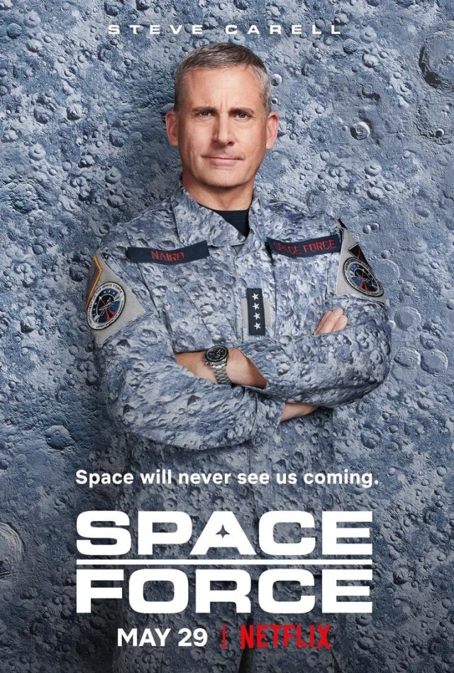 [News] Prepare to Enter the SPACE FORCE