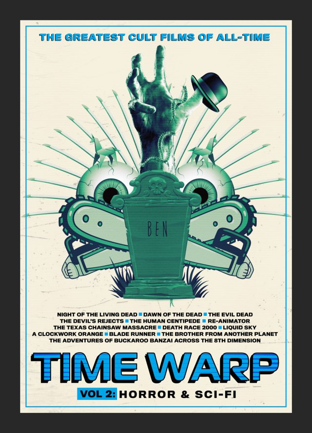 [Documentary Review] TIME WARP: THE GREATEST CULT FILMS OF ALL-TIME VOL. 2