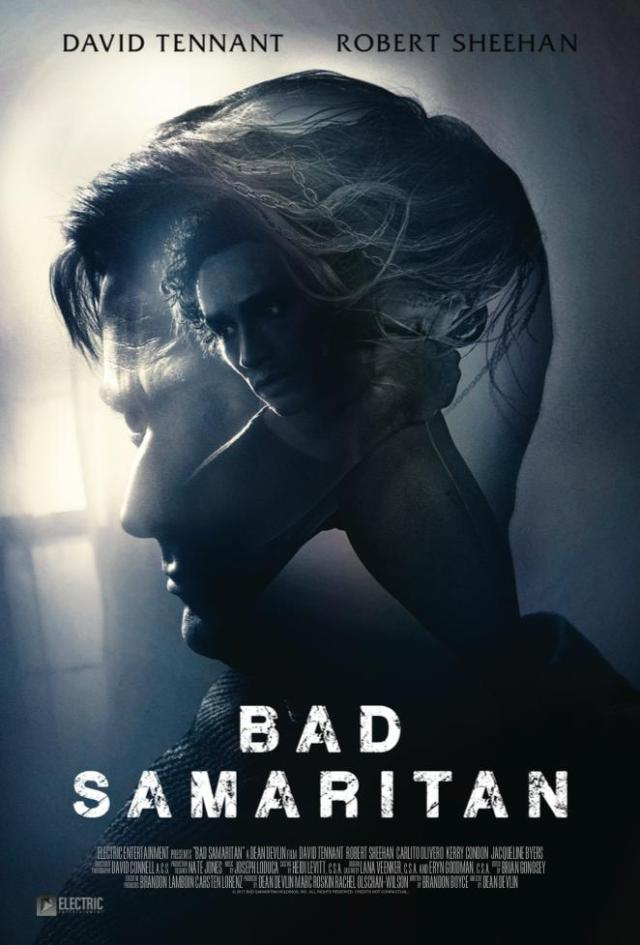 [News] Horror Channel Premieres David Tennant Psycho-Thriller BAD SAMARITAN