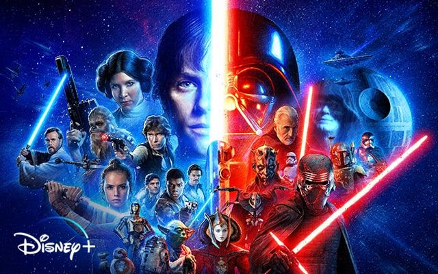 [News] Check Out Everything Disney+ Has Added for Star Wars Day