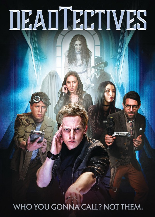 [News] Horror-Comedy DEADTECTIVES Arriving on DVD on July 21