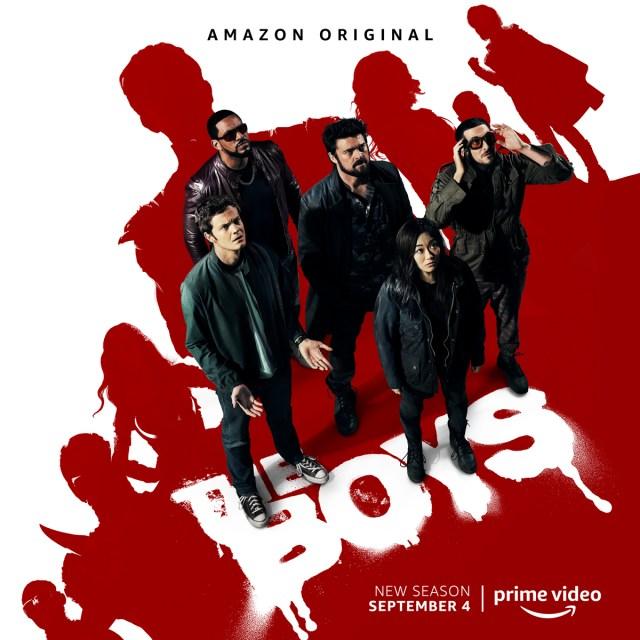 [News] THE BOYS Returns September 4 to Amazon Prime Video