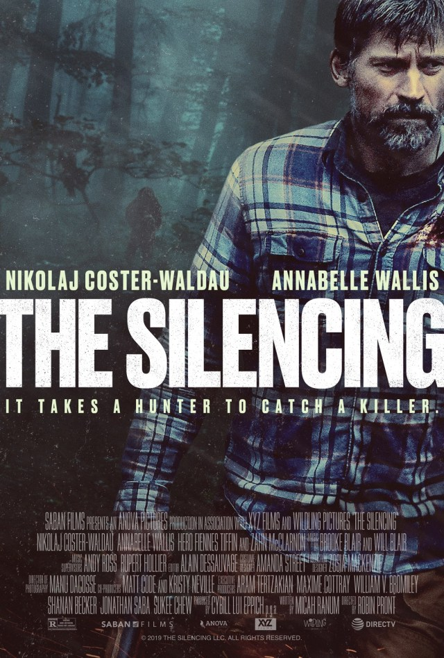 [News] THE SILENCING Rolls Out on DirectTV Starting July 16