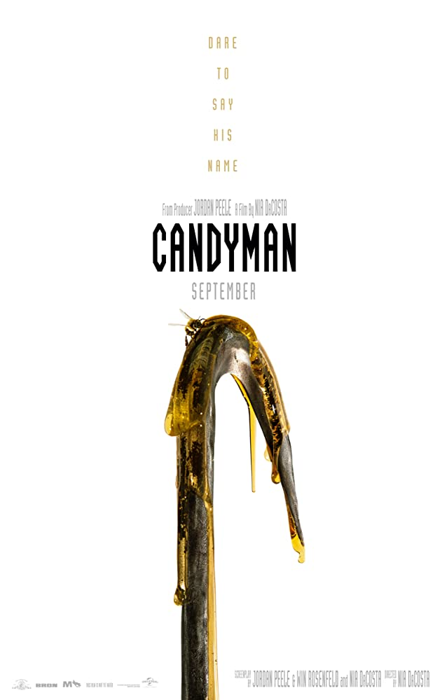 [News] New CANDYMAN Teaser is Powerful, Evocative, & More!