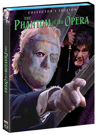 [News] THE PHANTOM OF THE OPERA Collector's Edition Available on Blu-ray August 11