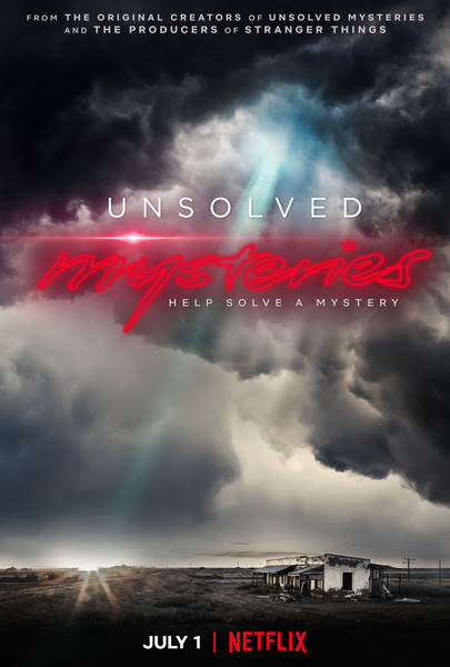[News] Netflix Debuts Trailer For Relaunch of UNSOLVED MYSTERIES