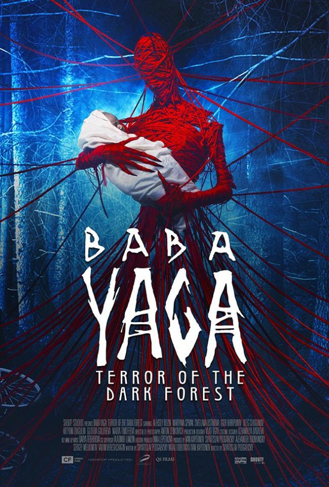 [News] BABA YAGA: TERROR OF THE DARK FOREST Arrives on VOD & Blu-ray September 1
