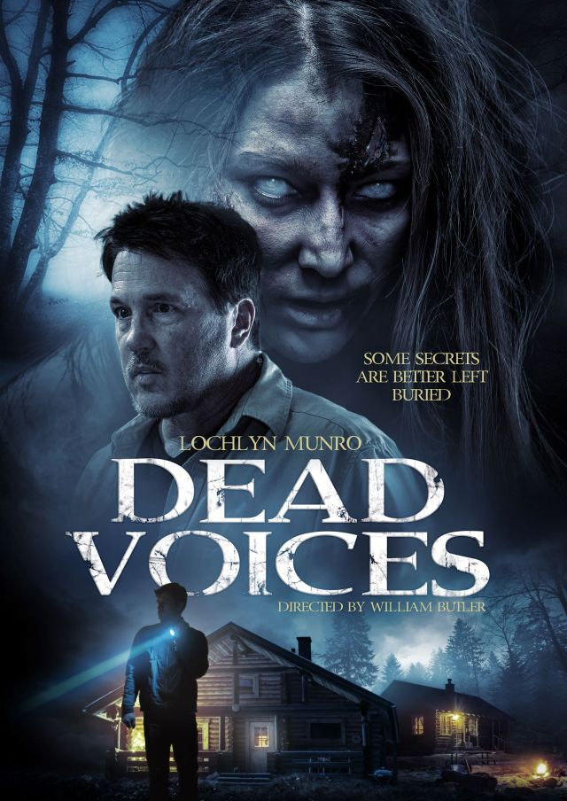 [News] DEAD VOICES Now Available on VOD & DVD