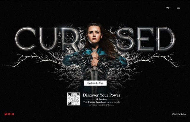 [News] Netflix Launches Official CURSED Virtual Experience