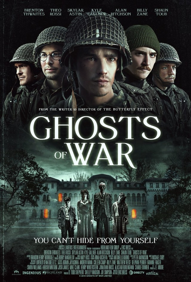 [Movie Review] GHOSTS OF WAR