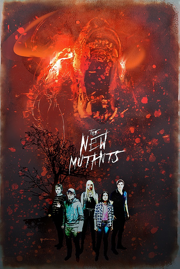 [News] Opening Sequence of NEW MUTANTS Revealed at Comic-Con@Home