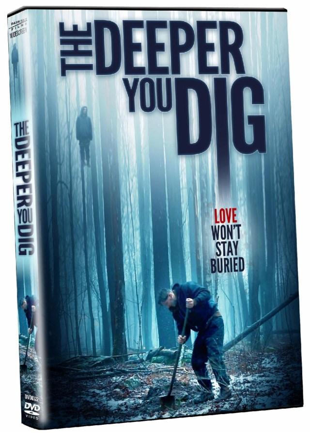 [News] Dark Sky Films Brings THE DEEPER YOU DIG to DVD August 11