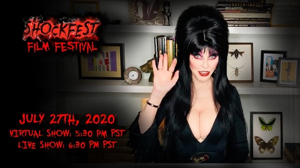 [News] Join Elvira and Malcom McDowell Tonight in Times Square for Shockfest