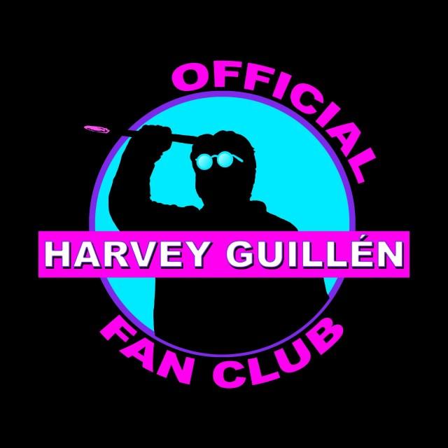 [News] Harvey Guillén Launches Official Fan Club Merchandise