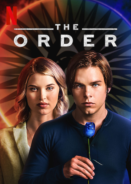 [News] Netflix's THE ORDER Joins Comic-Con@Home on Saturday July 25