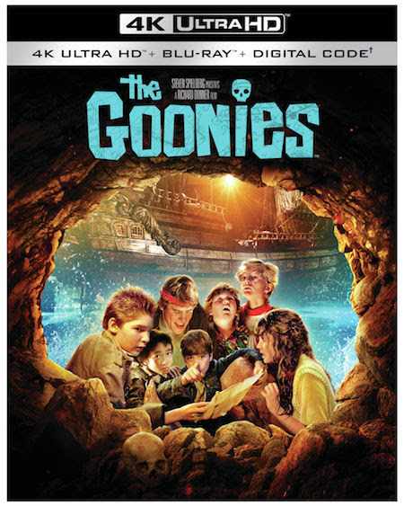 [News] The Goonies, Beetlejuice, & More Will Release on 4K Ultra HD Blu-ray September 1!