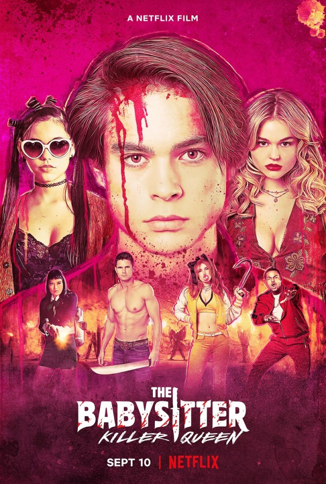 [Movie Review] THE BABYSITTER: KILLER QUEEN