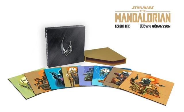 [News] Mondo Announces Limited Edition THE MANDALORIAN: SEASON ONE Soundtrack